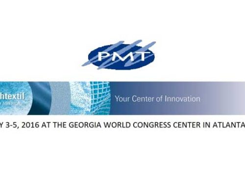 PMT AT TECHTEXTIL – ATLANTA
